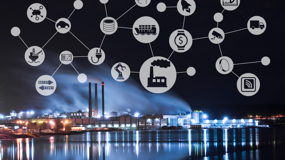 NIIT Next generation industrial IoT