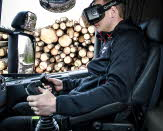 HIAB augmented telepresence