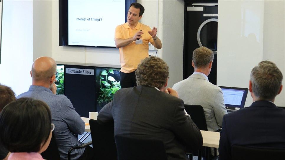 Innovation workshop on 5G