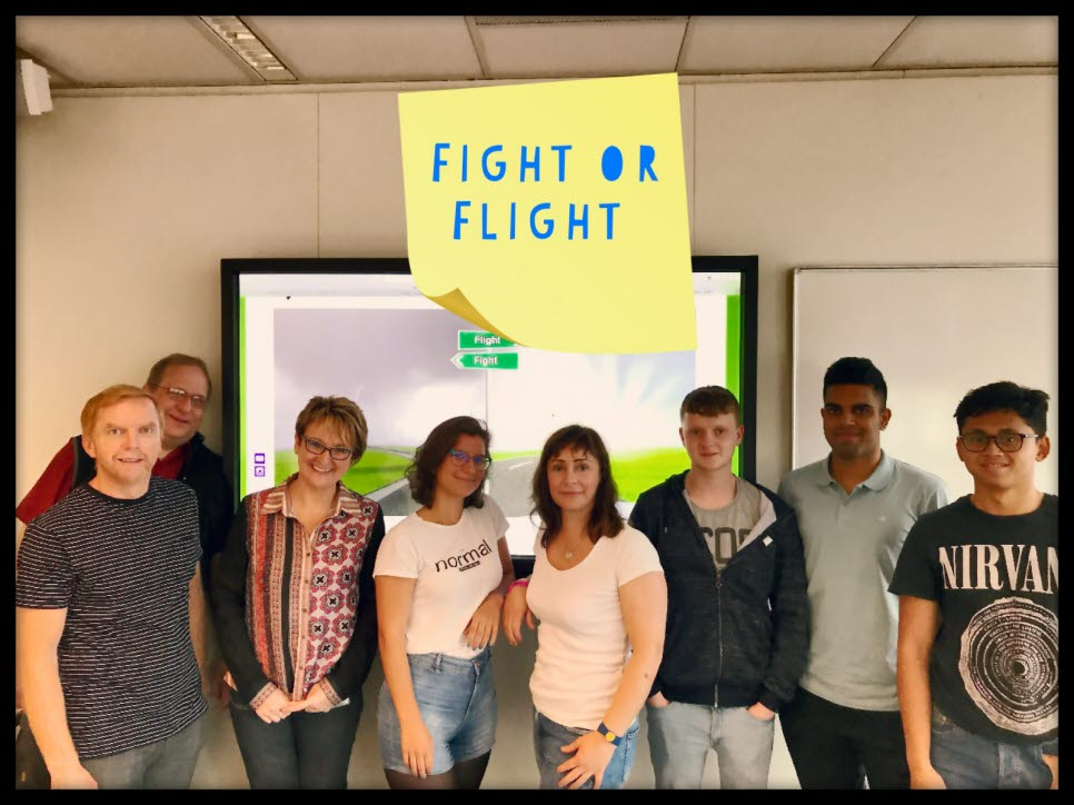 Fight or Flight Group