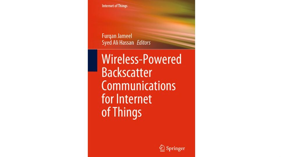 Book cover Wireless-powered Backscatter Communications for Internet of Things