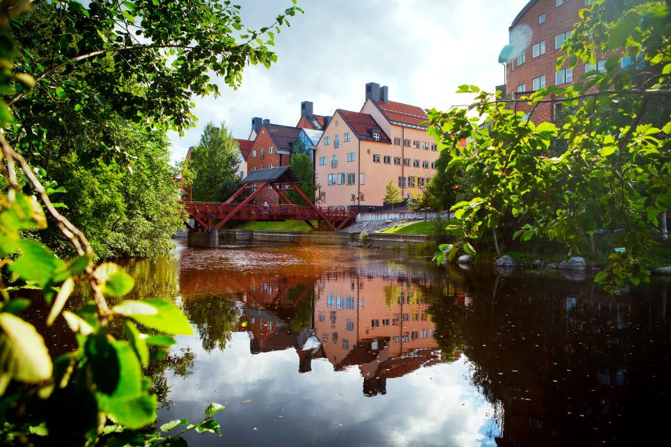 Why Mid Sweden University - Mid sweden university map