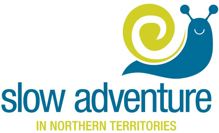 Logo Slow Adventure in Northern Territories